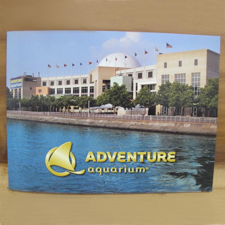 Adventure Aquarium Picture Frame