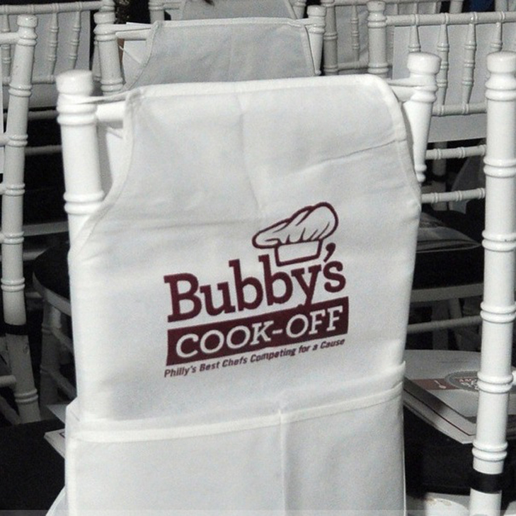 Bubby's Cook-Off Guest Aprons