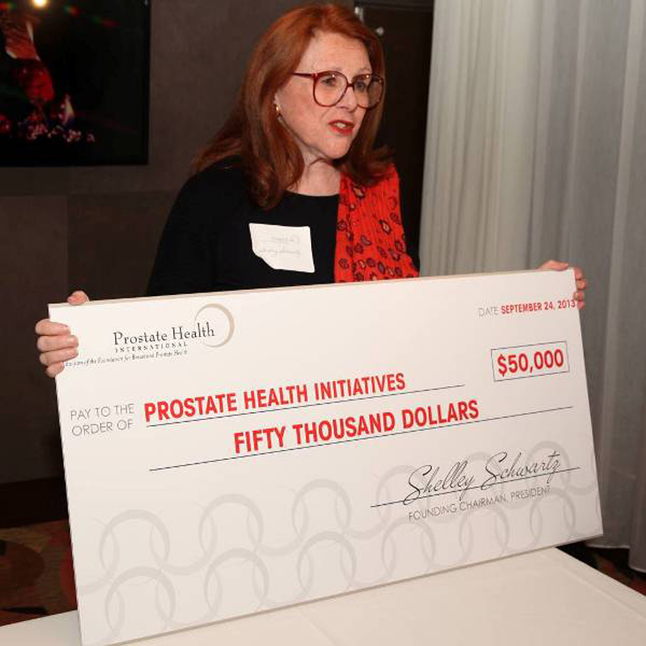 Foundation For Breast & Prostate Health International Check Presentation