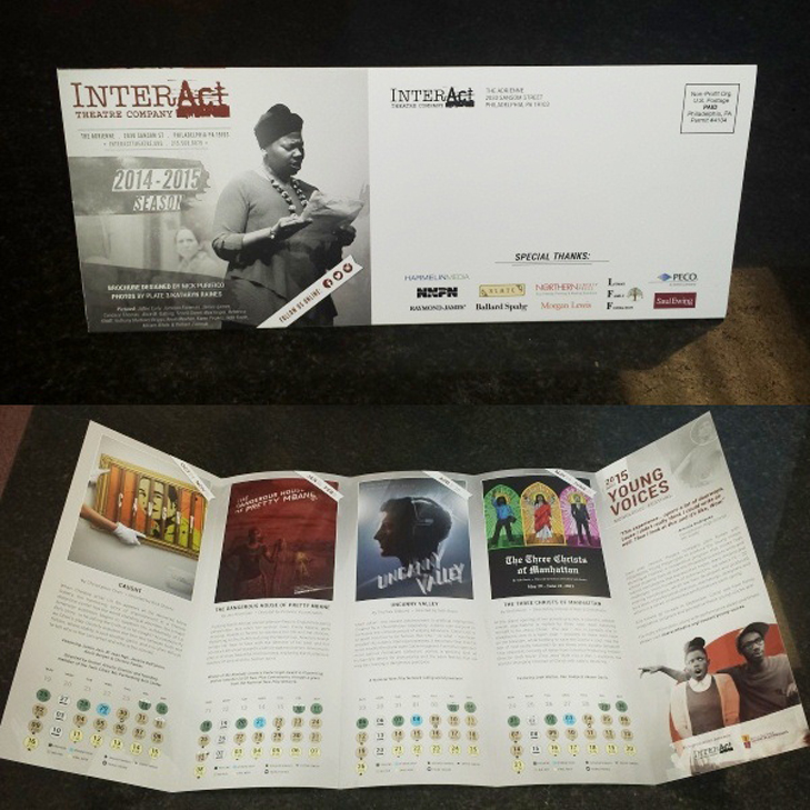 Interact brochure